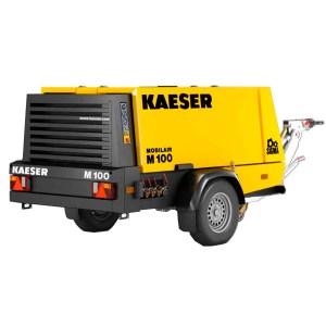 Compresor Marca Kaeser Modelo M100 BAP Maquinaria