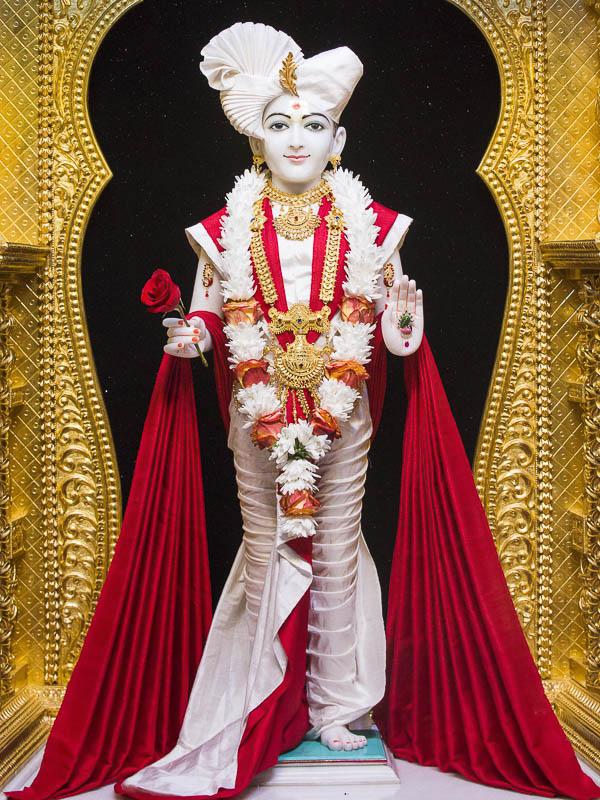 Ghanshyam Maharaj Wallpaper Hd Baps Shri Swaminarayan Mandir Atlanta Media Gallery