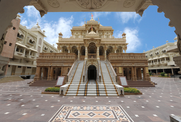 BAPS Shri Swaminarayan Mandir Bochasan