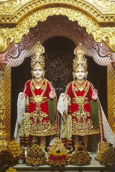 BAPS Shri Swaminarayan Mandir  Jaipur  Mandir Information