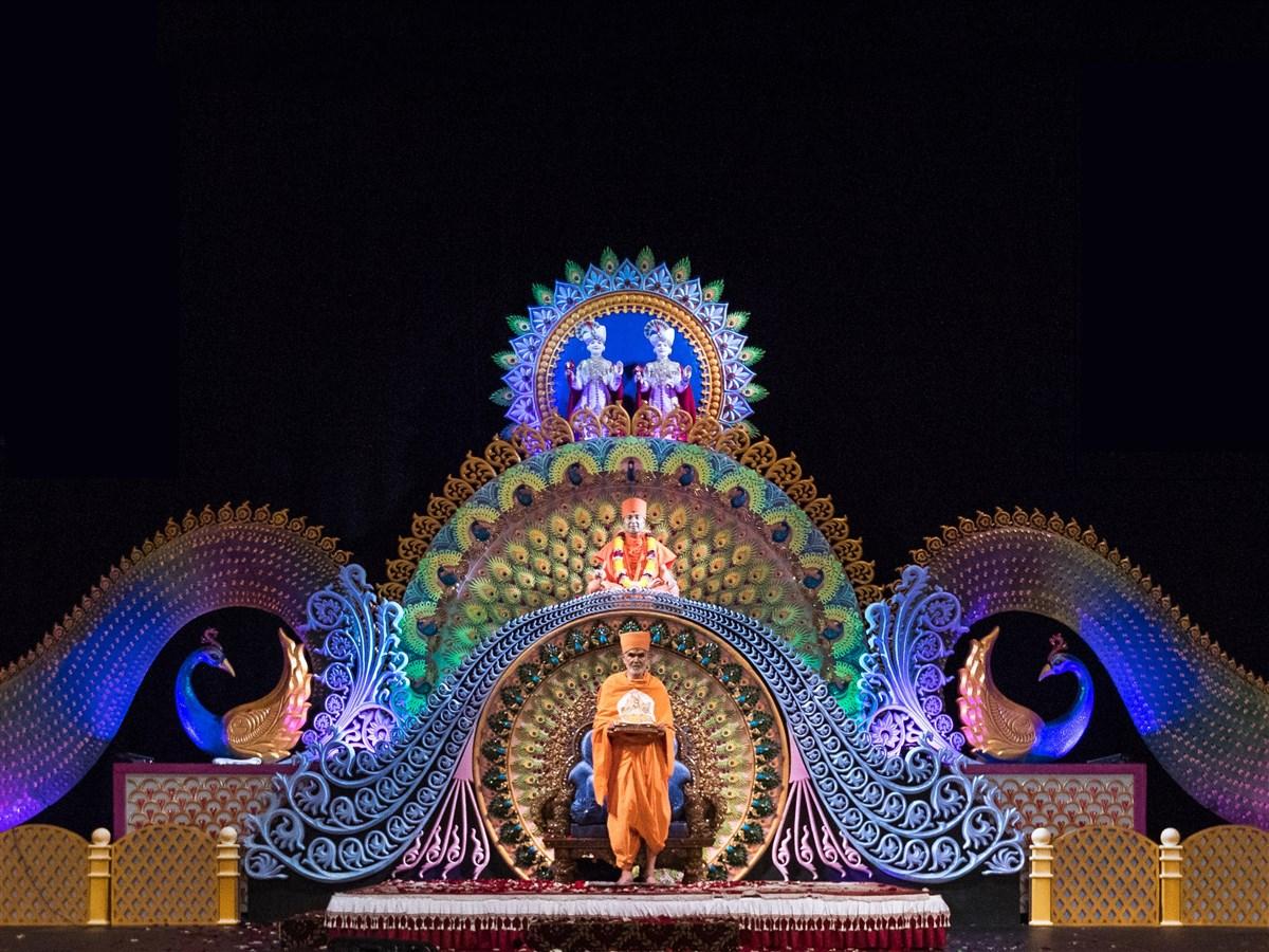 BAPS Shri Swaminarayan Mandir San Jose