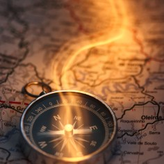 Finding our way: Our inner compass, with Christine Rigden, Insights for Change