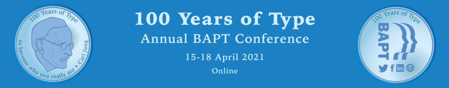 """100 Years of Type"", 2021 BAPT Conference"