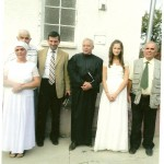 Botez la Cerna, judetul Timis