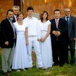 Botez la Maranata 9 iunie 2013