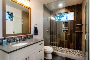 Second Guest Bath shower