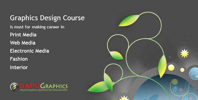 Graphics design course is must