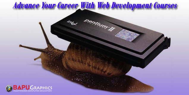 Advance Your Career With Web Development Courses