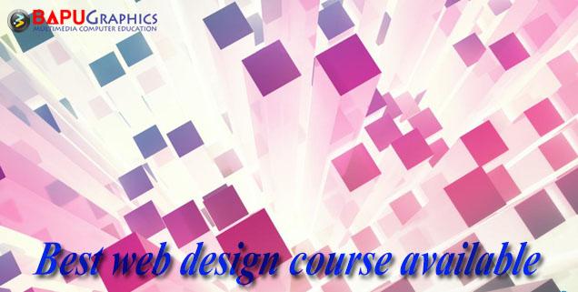 Best web design course available