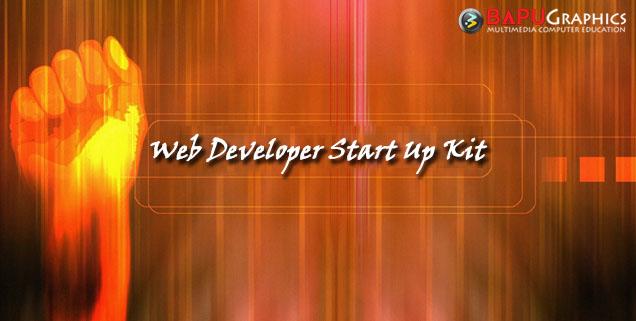 Web Developer Start Up Kit