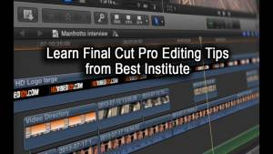 Audio and Video Editing Course