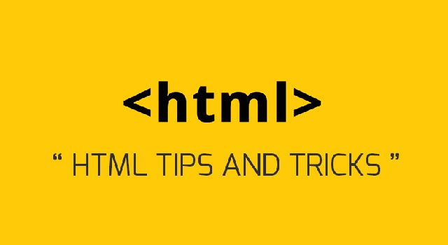10 HTML Tips for Beginners