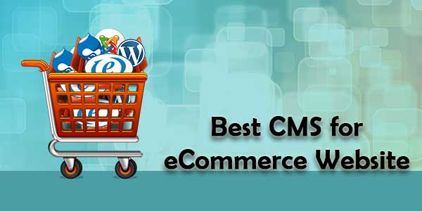 Best CMS for eCommerce Website
