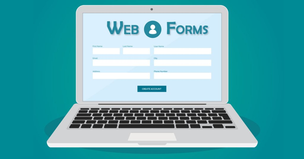 for making user-friendly web forms