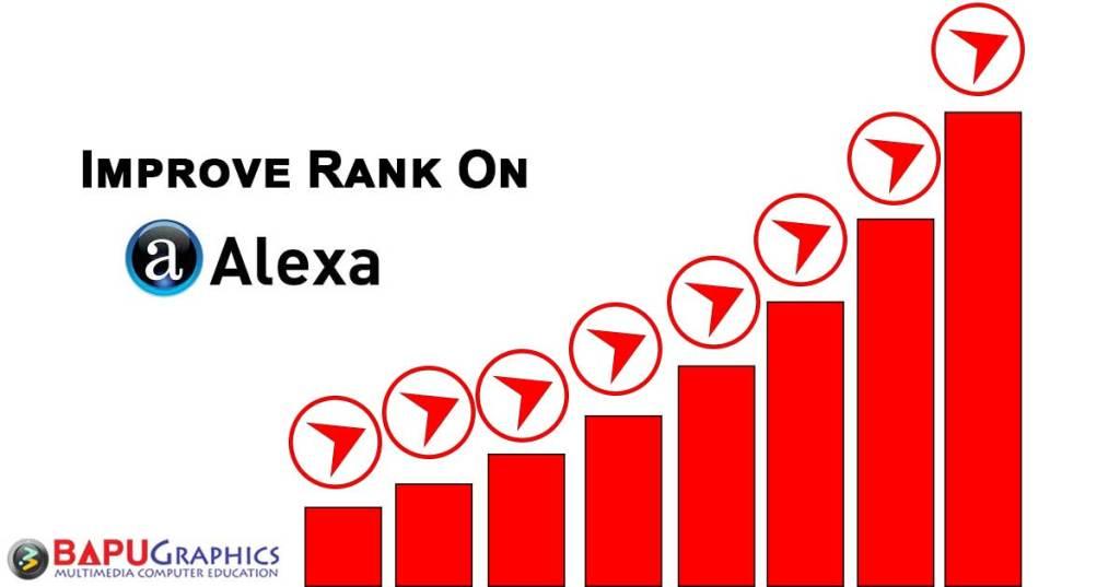 Improve Alexa Rank