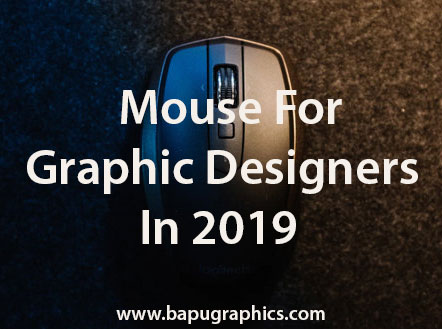 Mouse For Graphic Designers In 2019
