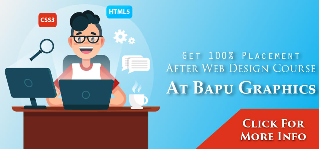 placement after web design course