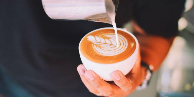Resultado de imagen para cafe latte