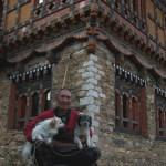 fermier au Bhoutan - blog Bar a Voyages
