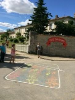 Street art par Airvag aux Sarabandes