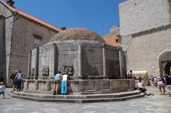 Fontaine Onofrio Dubrovnik