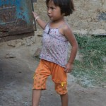 Fillette a la campagne au Bhoutan - blog bar a voyages