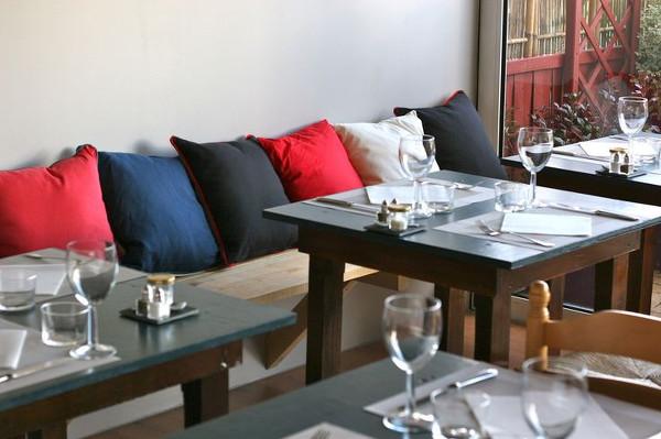 Restaurant Le Fou à Pieds Rouges à Capbreton - blog Bar a Voyages