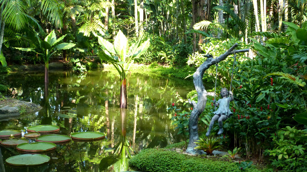 National Orchid Garden Singapour - blog Bar a%CC%80 Voyages