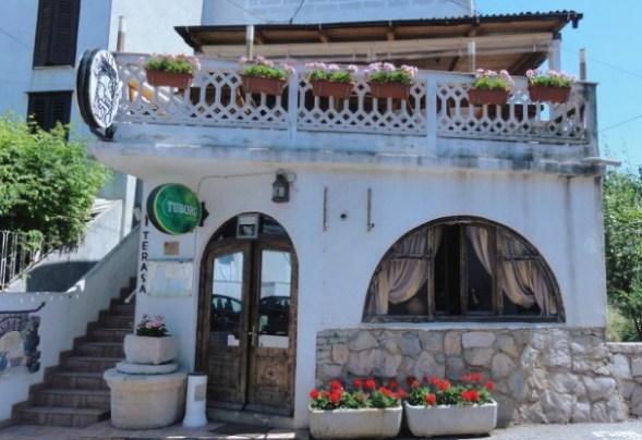 Krk Punat resto - blog Bar a? Voyages