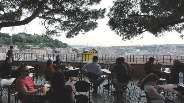 Miradouro da Graça Lisbonne - blog Bar a? Voyages