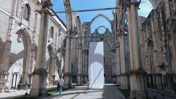 Couvent des Carmes Lisbonne - blog Bar a? Voyages