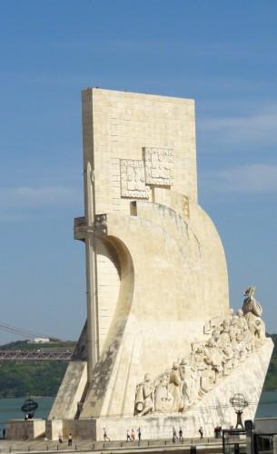 Monument des Découvertes Lisbonne - blog Bar a? Voyages