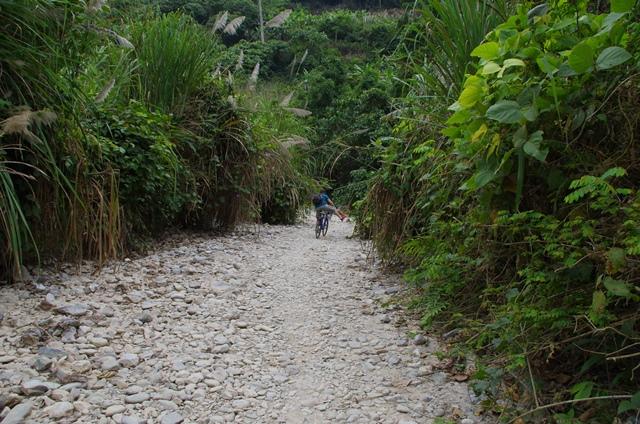 Chemin Laos