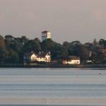 Eglise et lac de Hossegor - blog voyages - Bar à Voyages