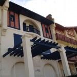 Maisons plage de Hossegor - blog voyages - Bar à Voyages