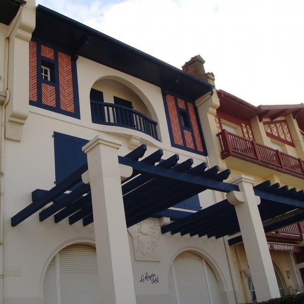 Maisons de style basco-landais