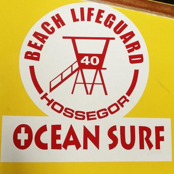 Logo du club de sauvetage