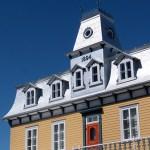 Belle façade 19ème à Saint-Antoine - Québec