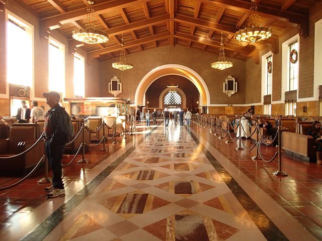 La magnifique gare de Union Station