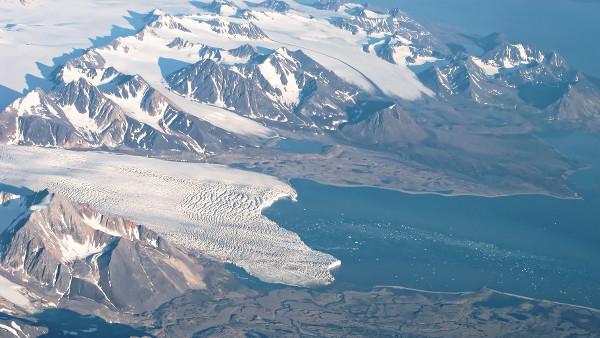Svalbard-glacier - blog Bar a Voyages