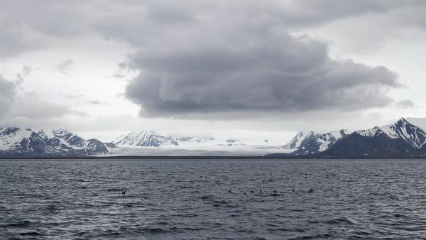 Glacier-Borebreen-Svalbard - blog Bar a Voyages