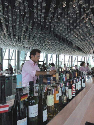 Le choix des vins à déguster - Cité du Vin Bordeaux - blog Bar à Voyages