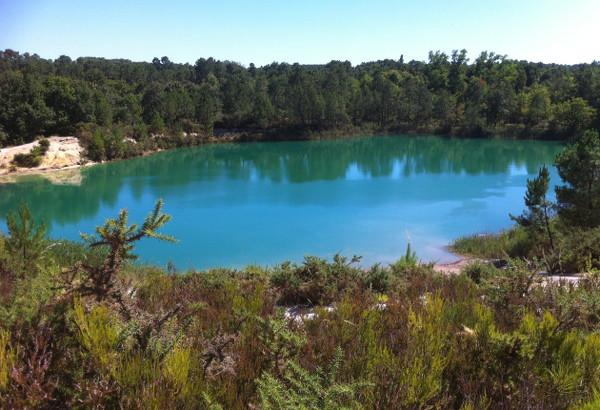 étang de Touvérac