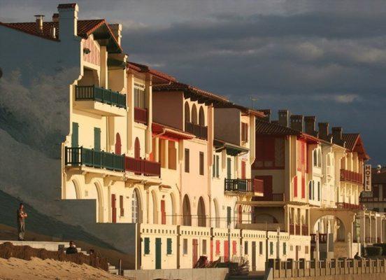 Front de Mer Hossegor - blog Bar a Voyages