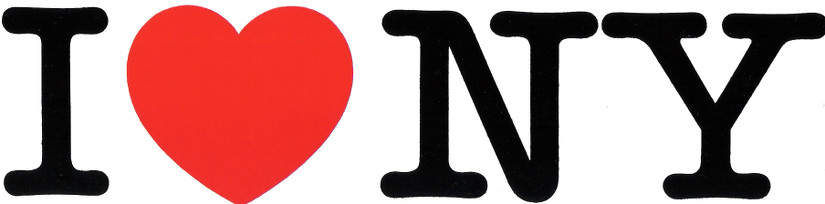 Logo I love New York - blog Bar a Voyages