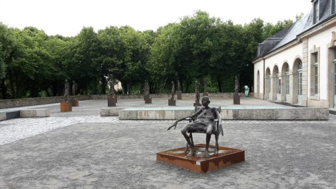 Sculpture Limoges