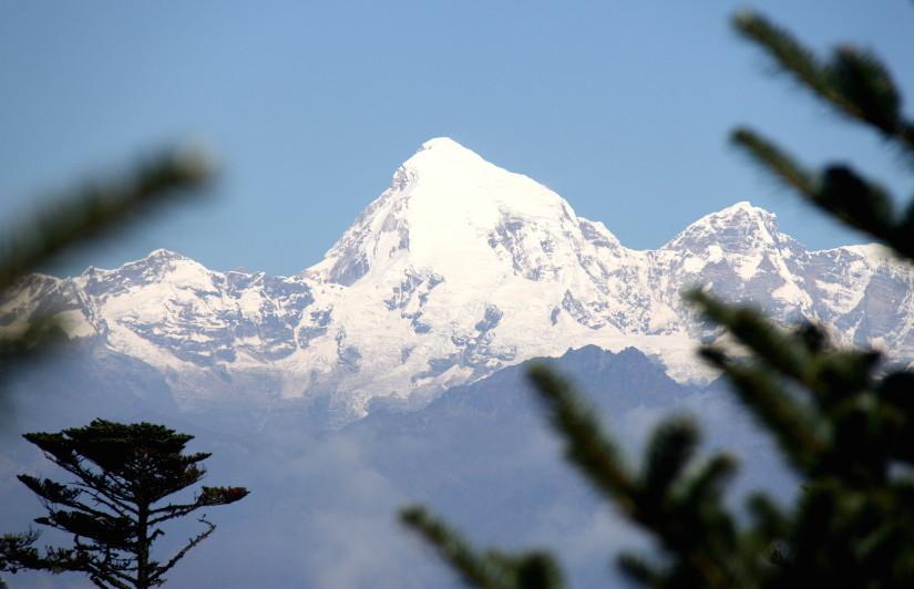 Montagne Bhoutan - blog Bar a Voyages