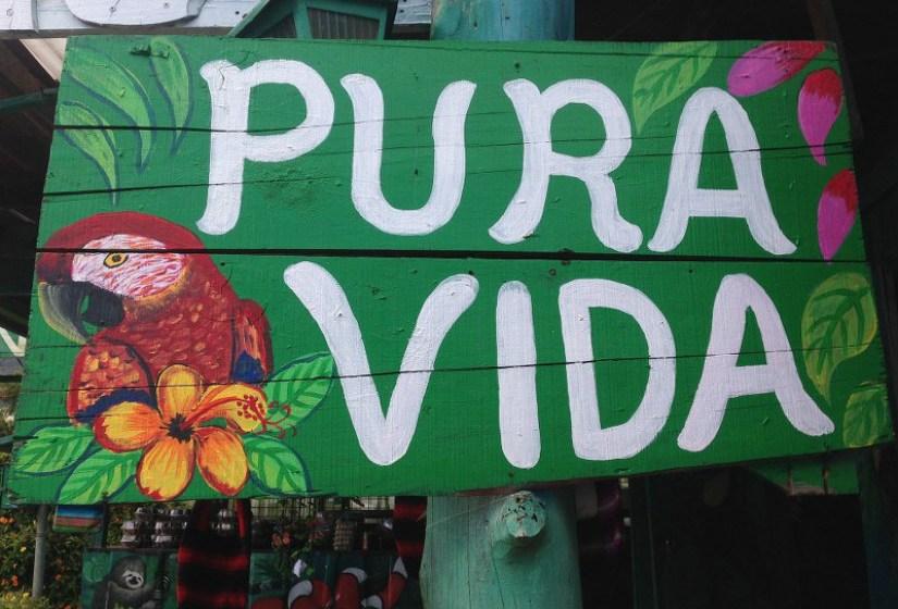 pura vida - blog Bar a Voyages