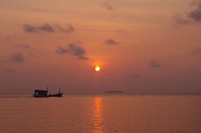 Lever soleil Koh Samet