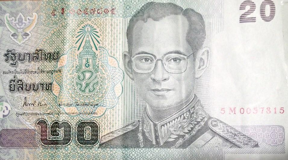 Rama IX Roi Thaïlande